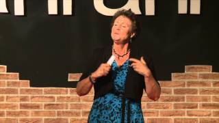 The Power of Positive Thinking | Helen Peterson | TEDxDhahranHighSchool