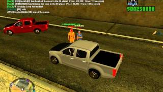 Vigo2.5 vs All new Dmax 3.0 2014 GTA san