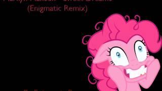 Marliyn Manson - Sweet Dreams (Enigmatic Remix)