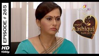Meri Aashiqui Tum Se Hi - 11th June 2015 - मेरी आशिकी तुम से ही - Full Episode (HD)