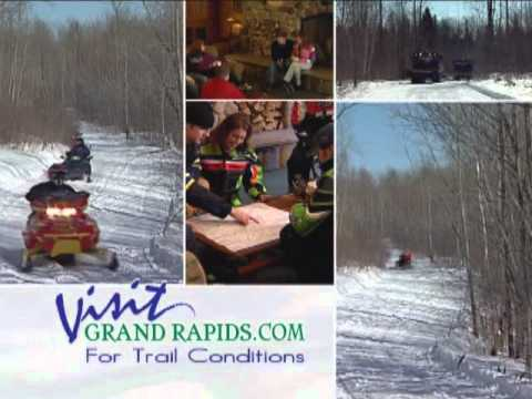 Minnesota Snowmobile Vacation - Visit Grand Rapids