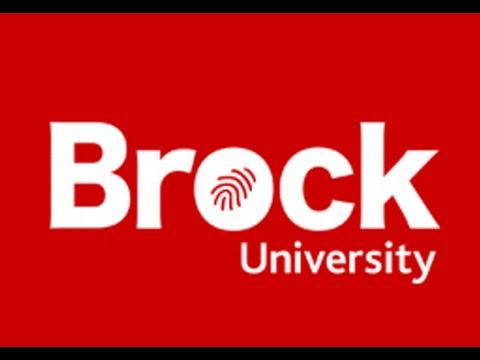 Brock University Application Workshop (2015)