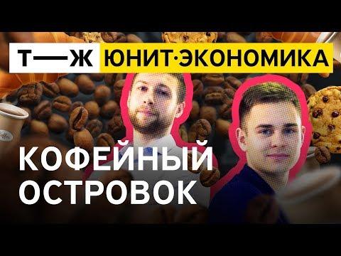 Юнит-экономика: кофейный островок