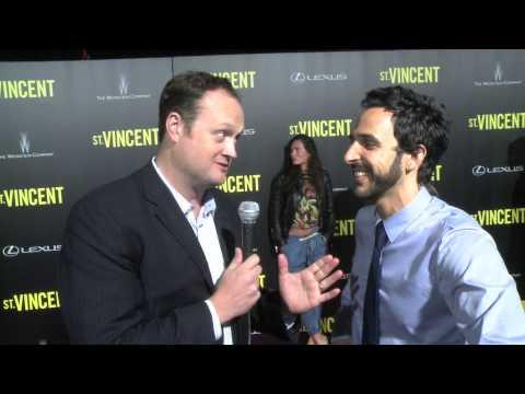 Amir Arison star of NBC's The Blacklist talks James Spader with Brad Blanks