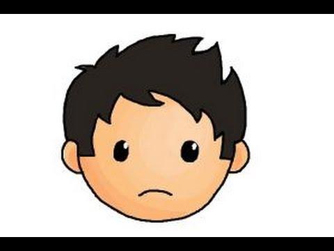 how to draw a sad face youtube rh youtube com sad cartoon faces download cartoon sad faces pictures