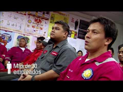 Halliburton VIDEO Venezuela