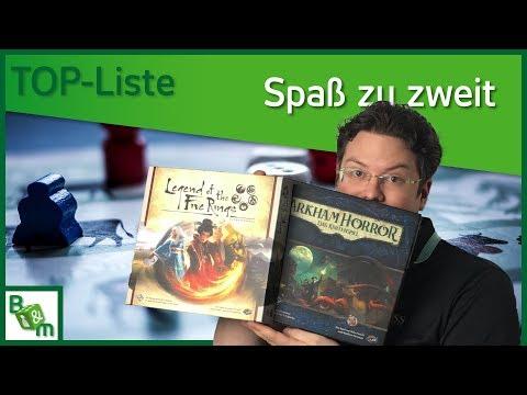 TOP10 - Meine Lieblings-Spiele Für Zwei Spieler