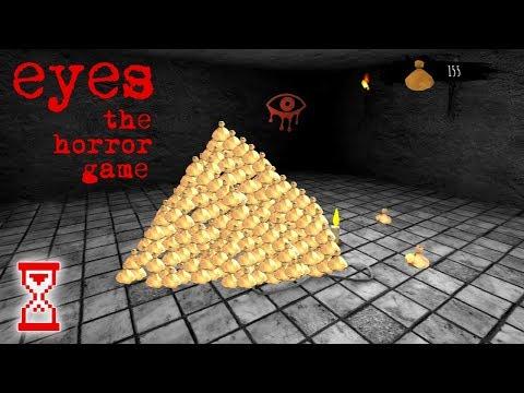 Способ получения бесконечных монет | Eyes - The Horror Game