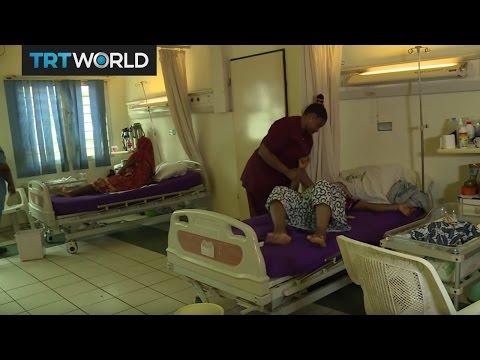 Nigeria Health Strike: Health workers begin industrial action