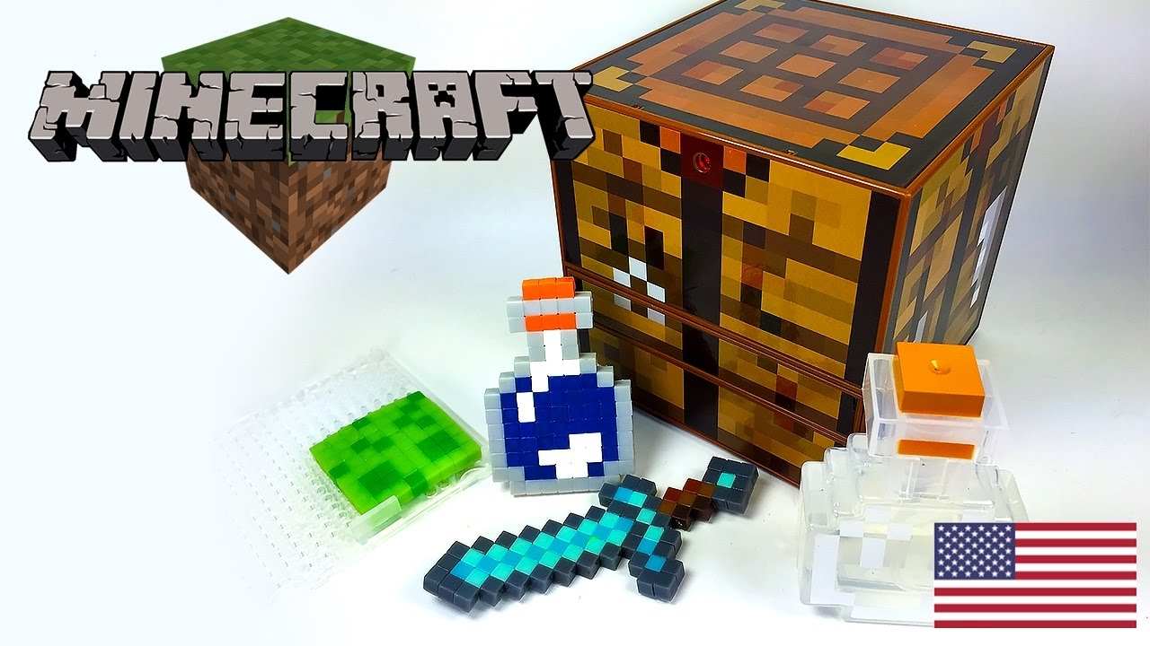 minecraft crafting table automatictoy chest creates many tools with fuse it cube [ 1280 x 720 Pixel ]
