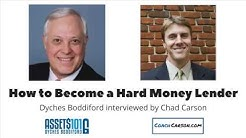 How to Become a Hard Money Lender