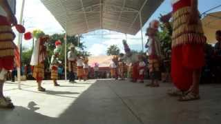 Documental Danzas Dia de San Nicolas en Tabasco, Zacatecas. 10 Sep 2013