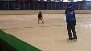 Magnus back skating 06-19-2019