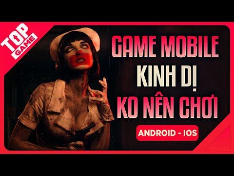Danh Sách Game Kinh Dị Offline Đừng Thử Nếu Bạn Sợ Ma   Android - IOS