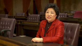 Cindy Ryu: Reaching for the American Dream