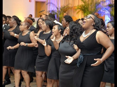SOUTHERN UNIVERSITY GOSPEL CHOIR  2017 Mini-Concert