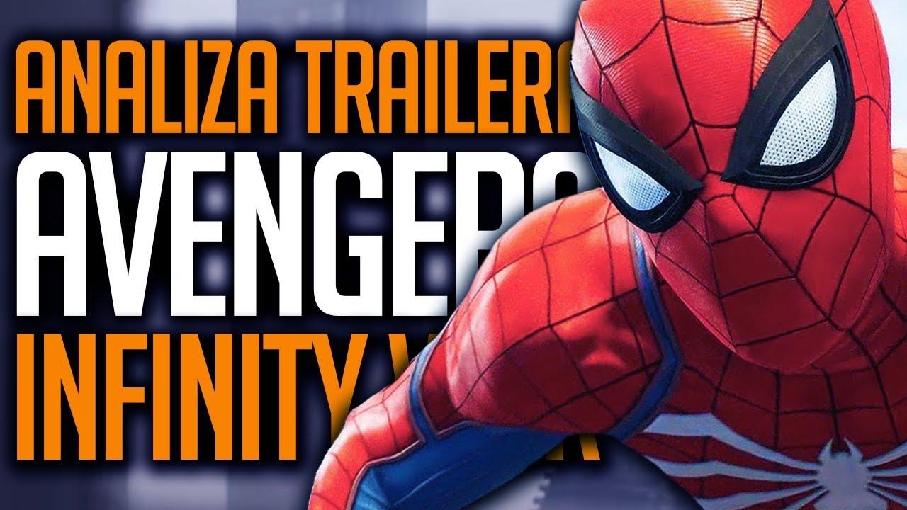 Avengers Infinity War – Analiza Trailera i Teorie!