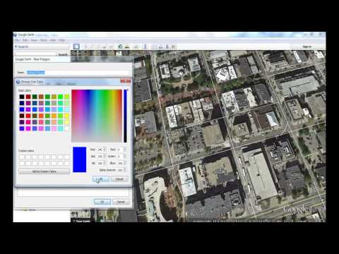 Video 4: Using Scribble Maps & Google Earth for Your Project