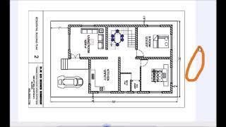 30X50 BEST HOUSE PLAN