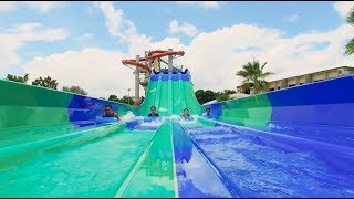 Experience our rides at Wild Wild Wet!