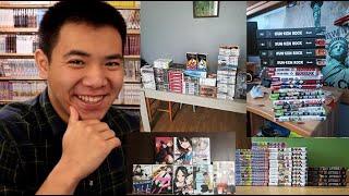 L'Achat Manga de Qualité des Abonnés / Juillet