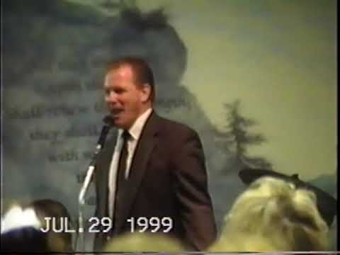 The McGruders at Nethers Mill Lighthouse Tabernacle July 1999