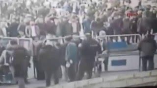 Diyarbakır Sur da Pkk lı kadının Polis tarafından vurulma anı