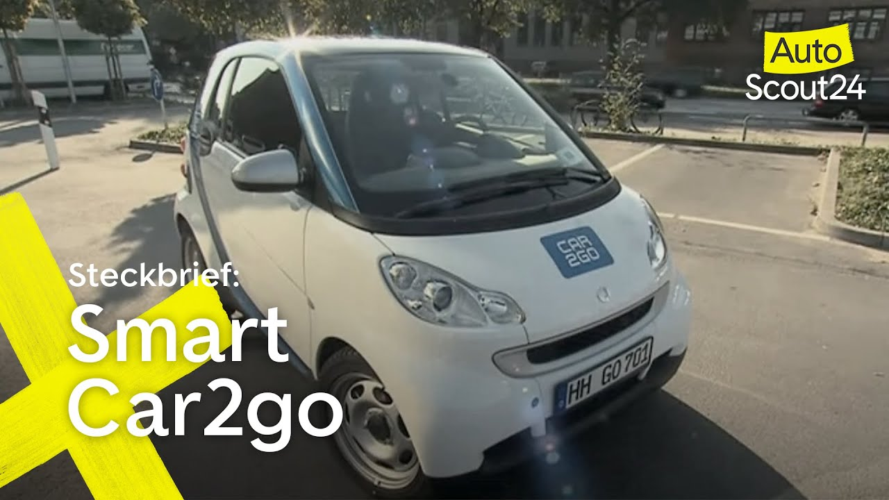 Smart Car2go Kleiner Smart In Großer Mission Youtube - Car2go Angebot
