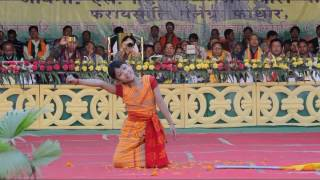 Day 4 - Miss Masum Narzary dance at 56th Annual Conference, BSS