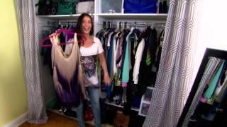 Inside Designer Aimee Kestenberg's Closet!