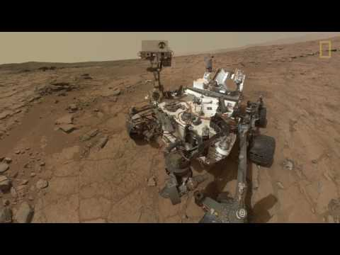 Nat Geo Live! Kobie Boykins on Exploring Mars