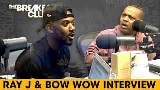 Ray J & Bow Wow Crash The Breakfast Club, Talk Verzuz, Fatherhood, Legacy + More