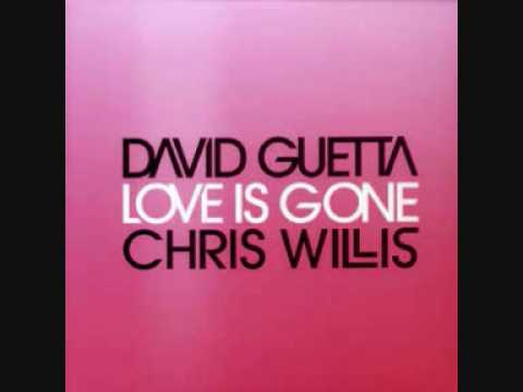 David Guetta Feat Chris Willis - Love Is Gone ( Flanger Remi