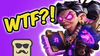 RIN THE DISCIPLE COUNTERS QUEST MAGE?! | QUEST MAGE | KOBOLDS AND CATACOMBS | HEARTHSTONE
