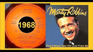 Marty Robbins - Theyll Never Take Her Love From Me Vinyl YouTube Videos
