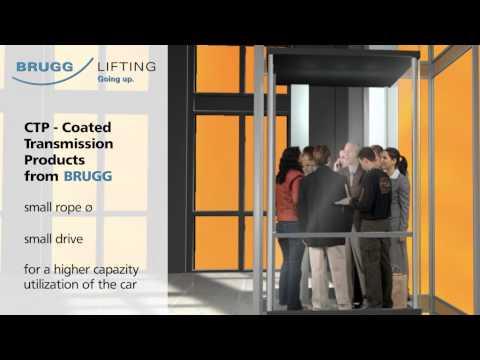 Brugg Lifting - Elevator ropes ( EN )