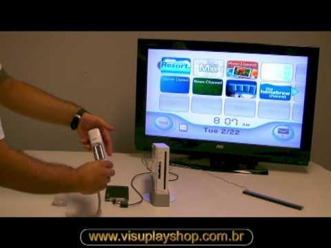 Sincronização do Wii Remote - Visuplay Shop