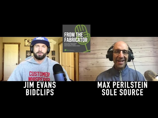 From the Fabricator Podcast #9 - Jim Evans, Michael & Carolyn Spellman, and Barbara Haaksma
