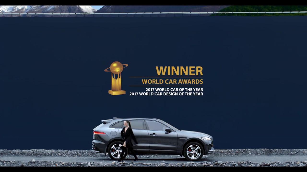 Eos C200 Jaguar F Pace World Car Awards Commercial 30 Second Edit