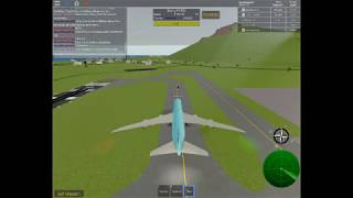 Korean Air Cargo Flight 8509 - Roblox Recreation (READ DESC)