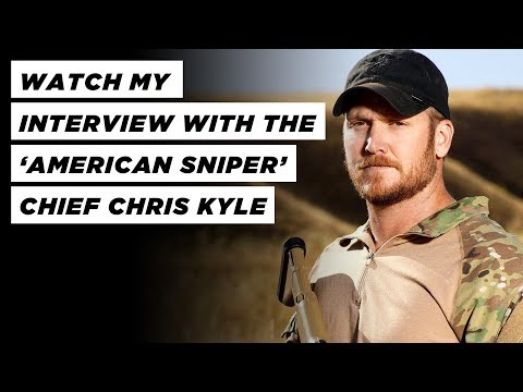 Chief Chris Kyle - Navy Seal - Freedom Experience at Fellowship Church