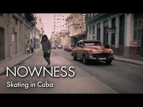 Skating in Cuba: mapping Havana's four-wheel revolution