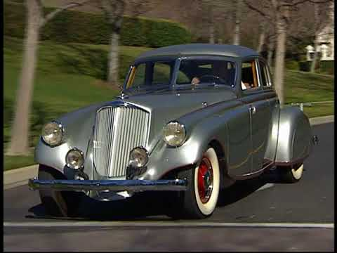 Million Dollar Cars - Pierce Arrow,  Silver Arrow