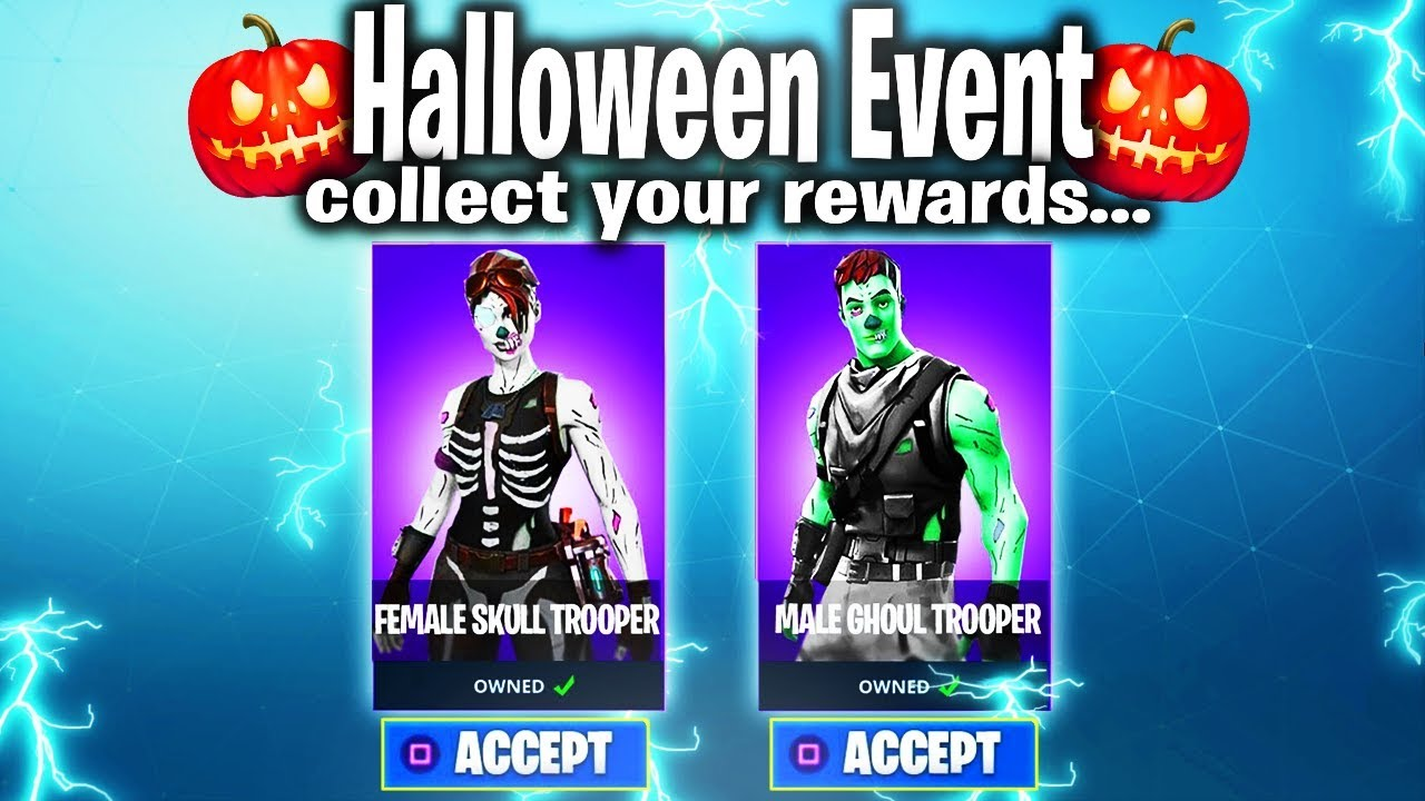 New Halloween Skins Leaked In Fortnite 2018 Halloween Skin In
