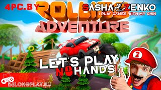 Rolling Adventure Gameplay (Chin & Mouse Only)