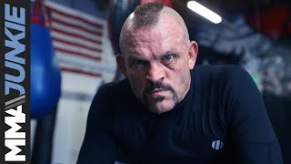 Chuck Liddell says drive never left, anxious to again face 'ass' Tito Ortiz
