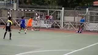 荃灣國慶盃小學五人足球賽2015