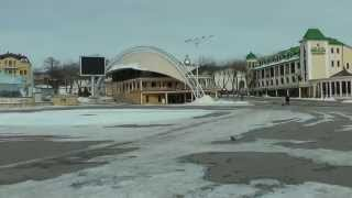 Центральная площадь города Ессентуки