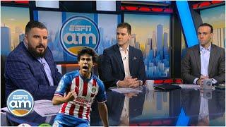 Comienzan las críticas al triunfo de Chivas ¿Buen juego o poca resistencia de Juárez? | ESPN AM