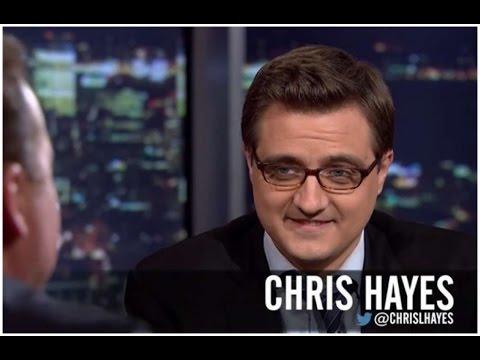Larry Elder s Chris Hayes of MSNBC